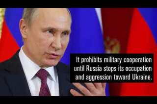 One major obstacle to U.S. military cooperation with Russia