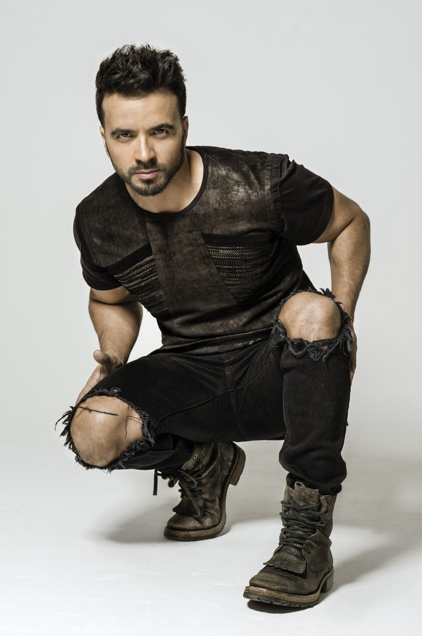 A 2019 photo of Luis Fonsi