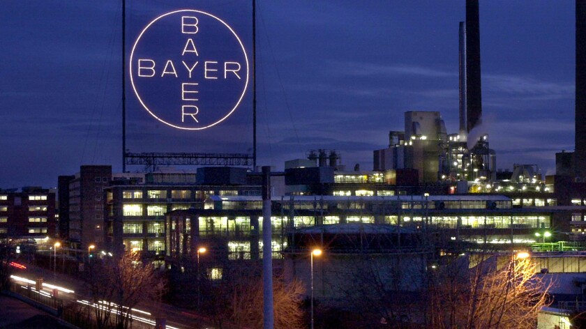 Bayer gives up its fight over banned pesticide