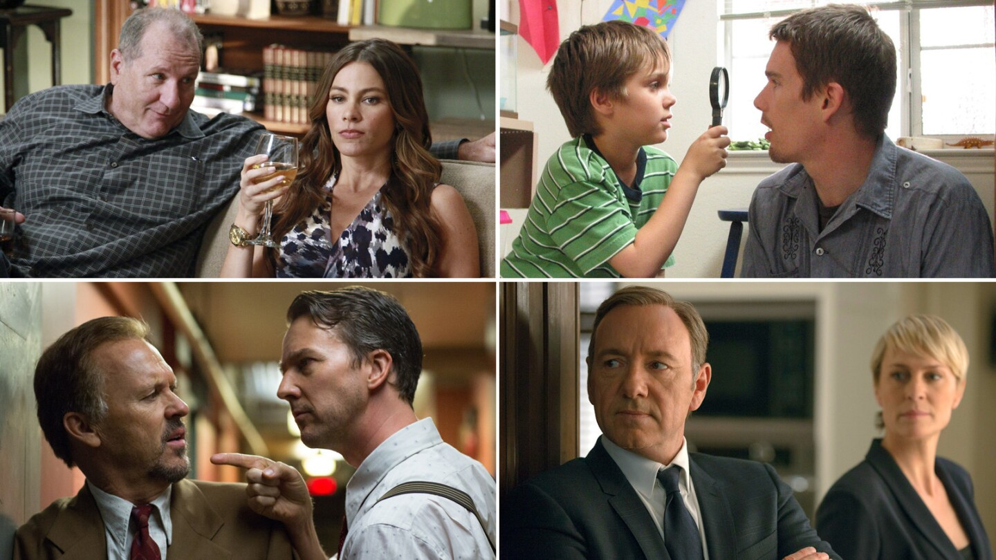 SAG Awards 2015: Top winners and nominees