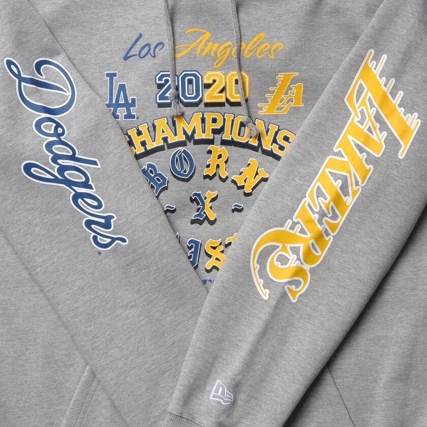 Born X Raised City of Champions hoodie
