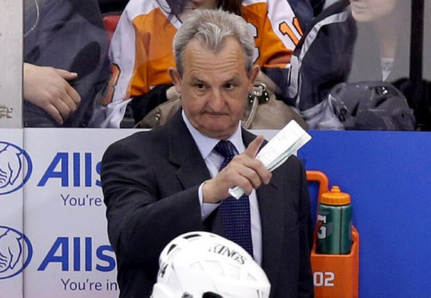 Kings Coach Darryl Sutter doesn't give much credence to statistics.