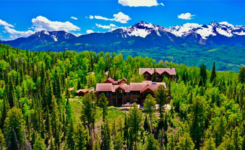 Barry Sonnenfeld's Colorado retreat