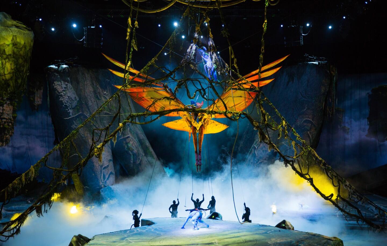 Cirque du Soleil-North Carolina