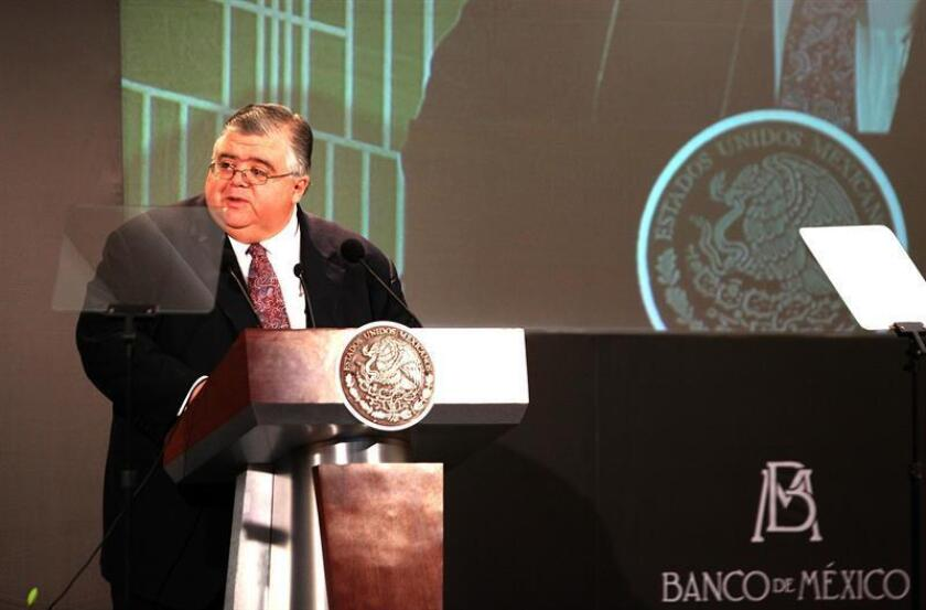 """El Banco de México dijo hoy que no descarta """"nuevos episodios de volatilidad que generen presiones adicionales sobre los mercados financieros nacionales"""", tras la victoria del republicano Donald Trump en las elecciones presidenciales de EE.UU. EFE/ARCHIVO"""
