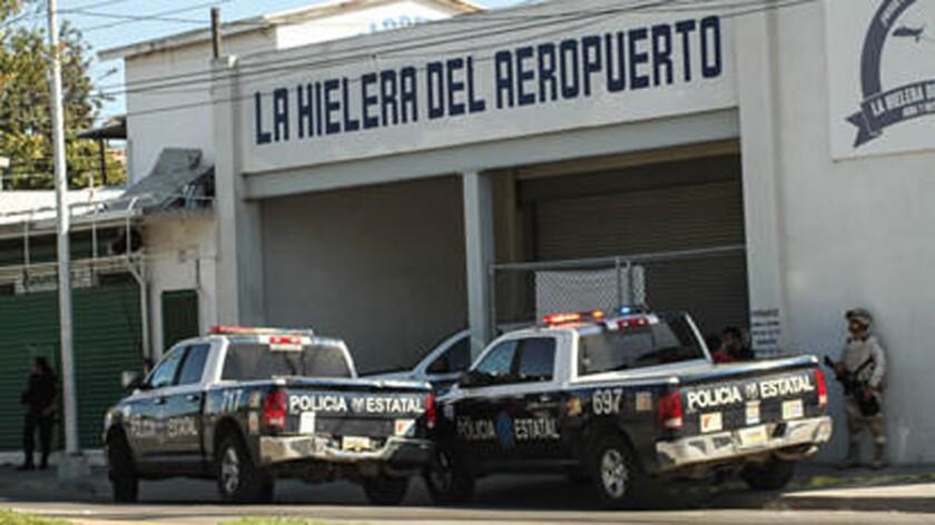 Tijuana airport
