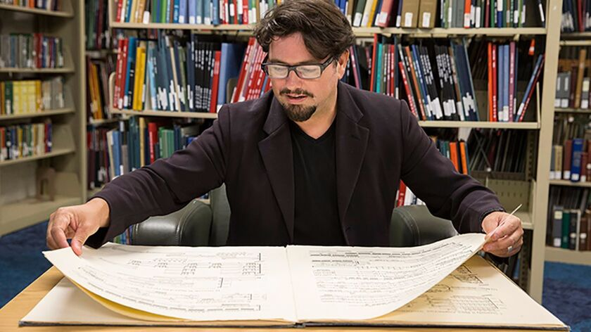 """Matthew Burtner and his """"Festival of Whispers"""" wowed the audience Saturday at San Diego New Music's 10th annual soundON Festival of Modern Music, held at the Athenaeum Music & Arts Library in La Jolla."""