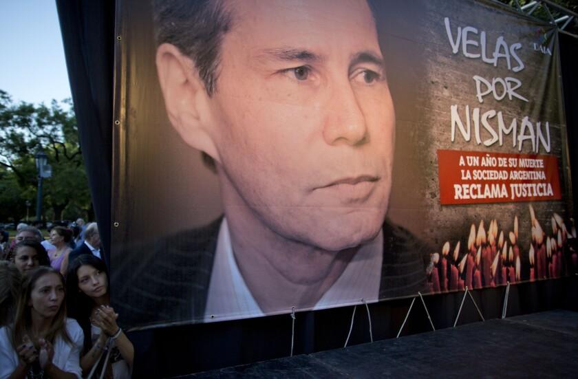 ARGENTINA-NETFLIX NISMAN