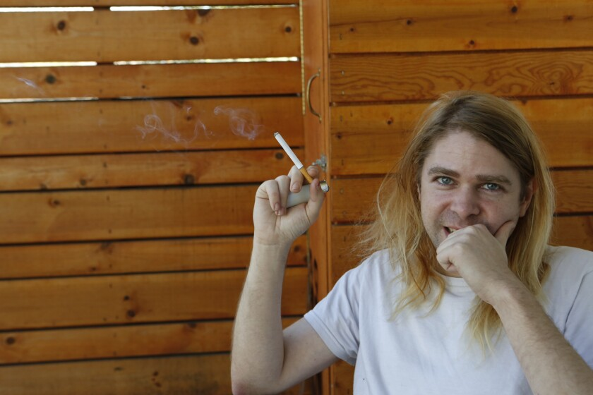 Ariel Pink is one of the headliners at this summer's Twilight Concert Series at the Santa Monica Pier.