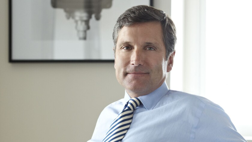 NBCUniversal CEO Steve Burke