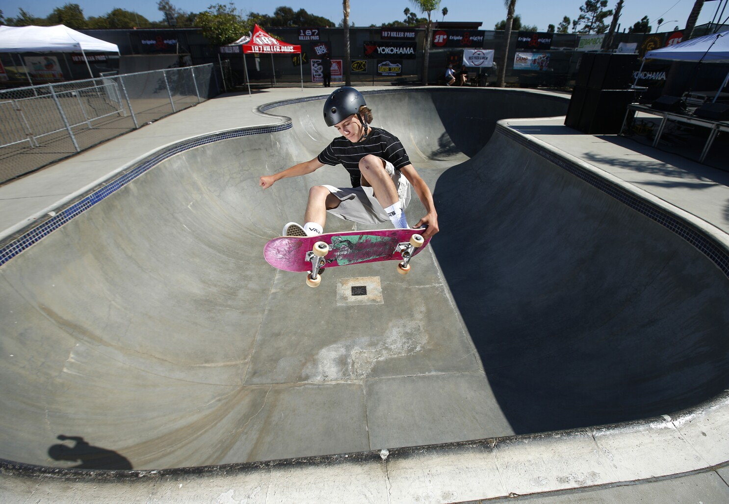 Homegrown skater returns to roots in Clash at Clairemont