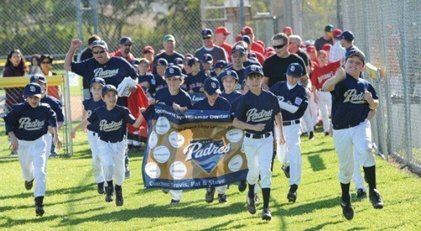 AAA Gold division Padres