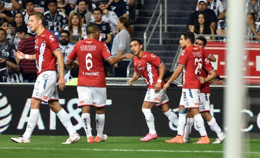 Con tres victorias, tres empates, 11 derrotas y 12 puntos, los Tiburones de Veracruz terminaron en el penúltimo lugar del pasado Apertura. EFE/ARCHIVO