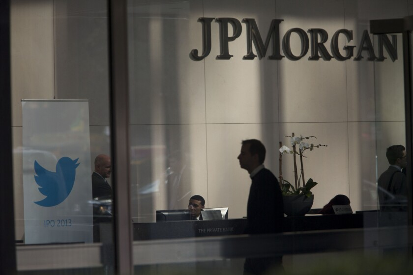 Latest debacle for JPMorgan Chase: PR nightmare on Twitter