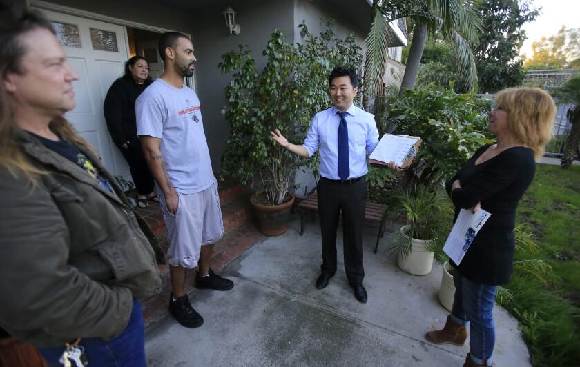Councilman David Ryu