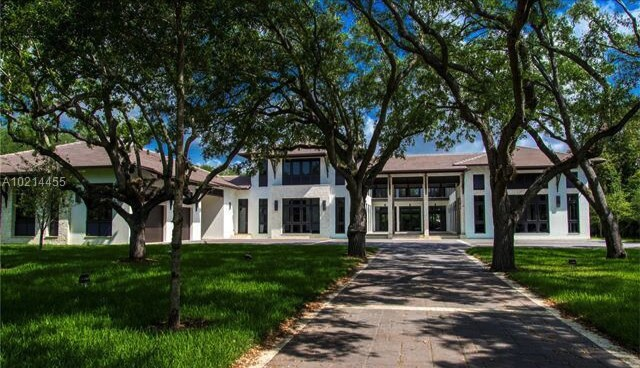 Dion Waiters' Miami mansion