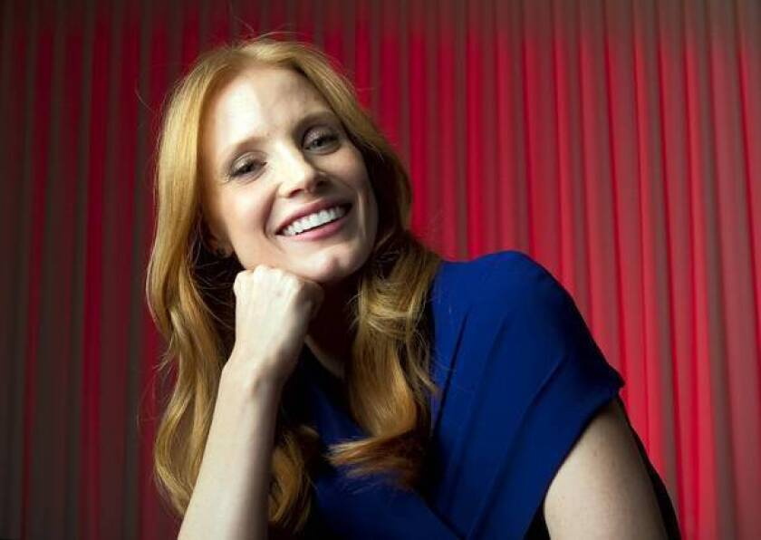 """Actress Jessica Chastain will co-star in """"The Disappearance of Eleanor Rigby,"""" a drama about a young couple that is told in """"His"""" and """"Her"""" separate films."""