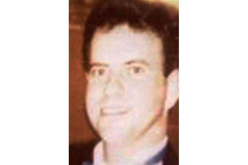 An undated photo shows William Moldt, who went missing in 1997 at the age of 40, according to the Palm Beach County (Fla.) Sheriff's Office.