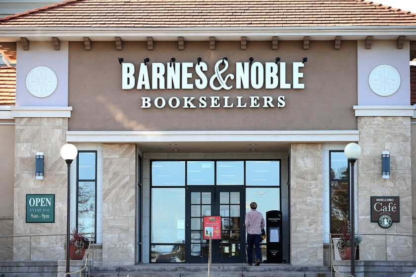 Should we be crying for Barnes & Noble?