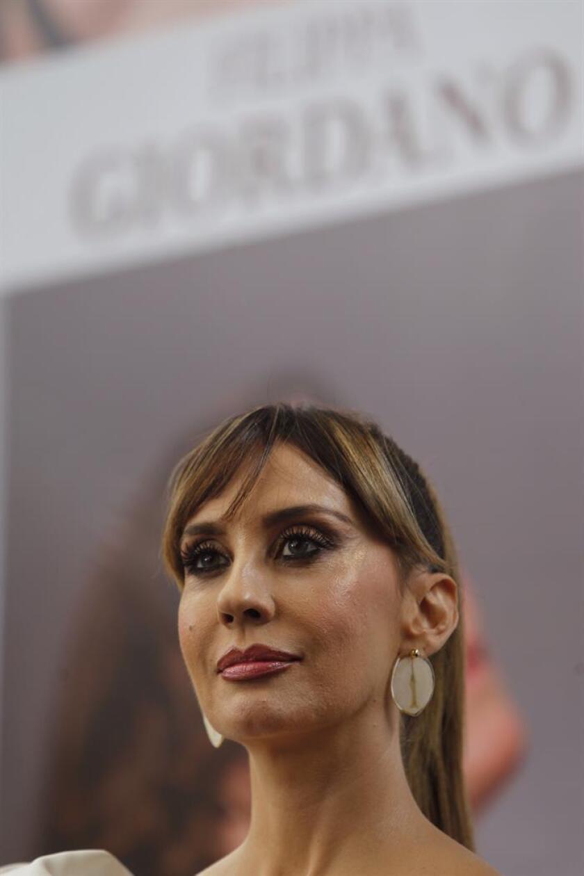 """La cantante Filippa Giordano regresa con el álbum """"más importante"""" de su vida"""