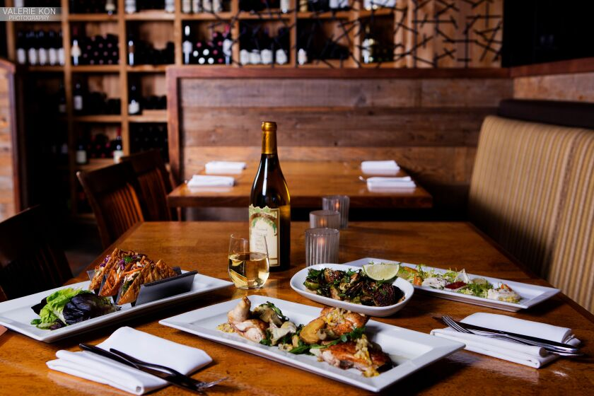 Leroy's Kitchen + Lounge was among the first restaurants in Coronado to bring farm-fresh ingredients to the table.