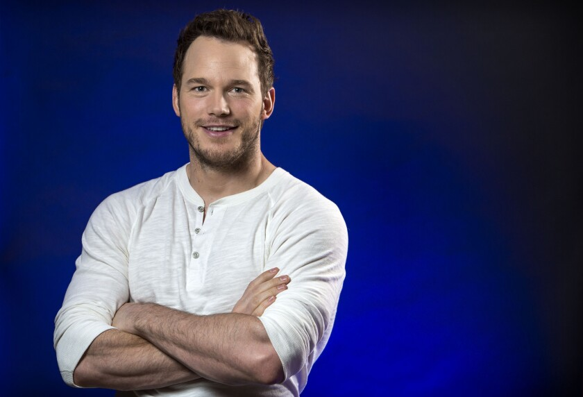 Chris Pratt enters a new galaxy with his winning brand of acting