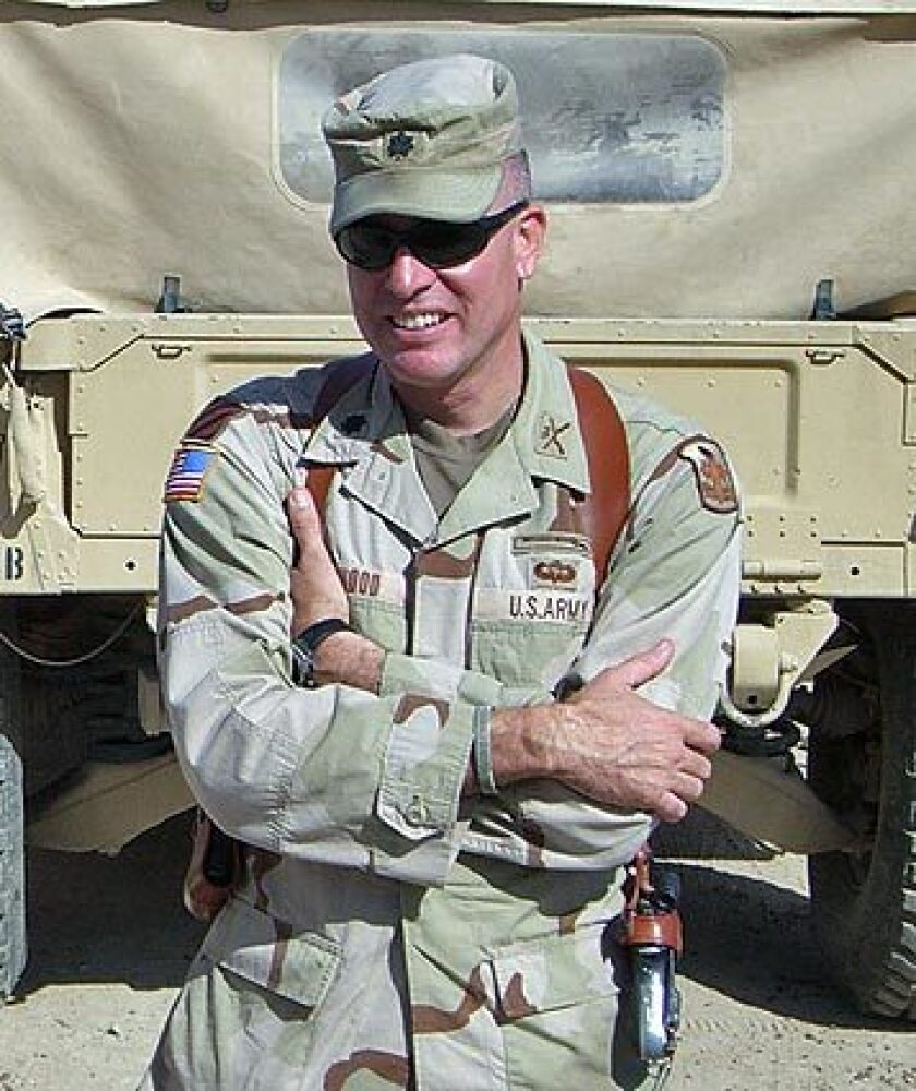 KILLED IN ACTION: Col. William Wood was the highest-ranking U.S. officer to die in the Iraq war.