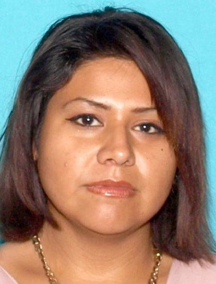 Maritza Joana Lara is suspected of being the driver in a fatal hit-and-run that killed a father of two on Father's Day.