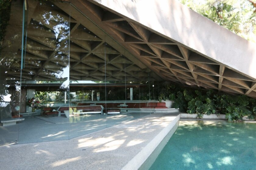 Sheats-Goldstein Home becomes part of LACMA's permanent collection