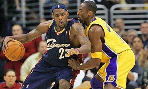 Kobe vs. LeBron