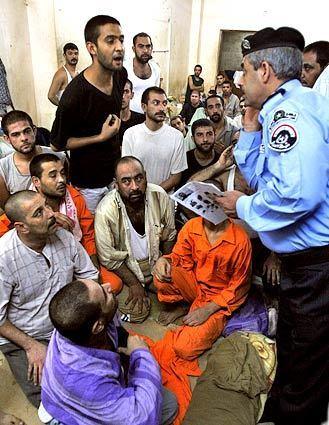 Iraqi detention