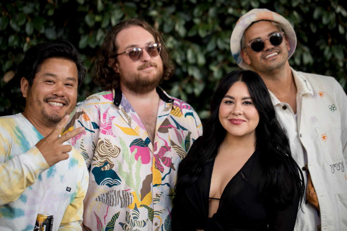 San Diegans celebrated their independence at Petco Park for the sold-out Black Book in the Park with headliner Chris Lake.