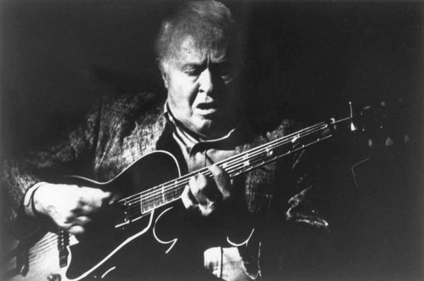 """""""There have been changes in jazz and new styles come along,"""" guitarist Herb Ellis told an Ohio newspaper in 1996. """"I play straight ahead, what you might call mainstream, jazz."""""""