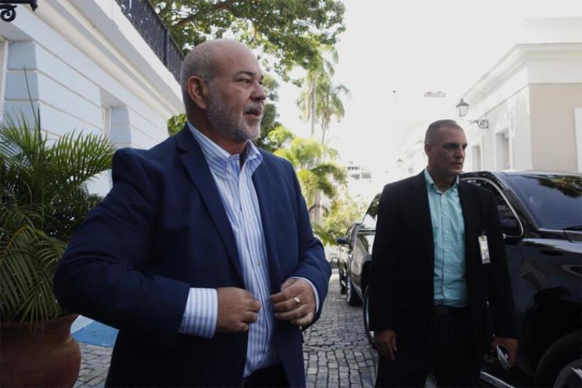 Presidente Cámara Representantes P.Rico viaja a EE.UU. para acelerar fondos