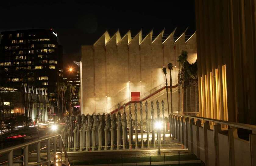 The Los Angeles County Museum of Art is bringing back its art and technology program.