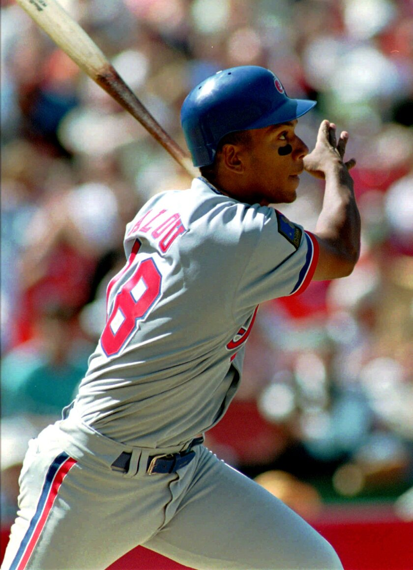 Padres special assistant Moises Alou, shown hitting a game-winning homer at the Giants on April 19, 1994, said memories of baseball's '94 strike still linger.