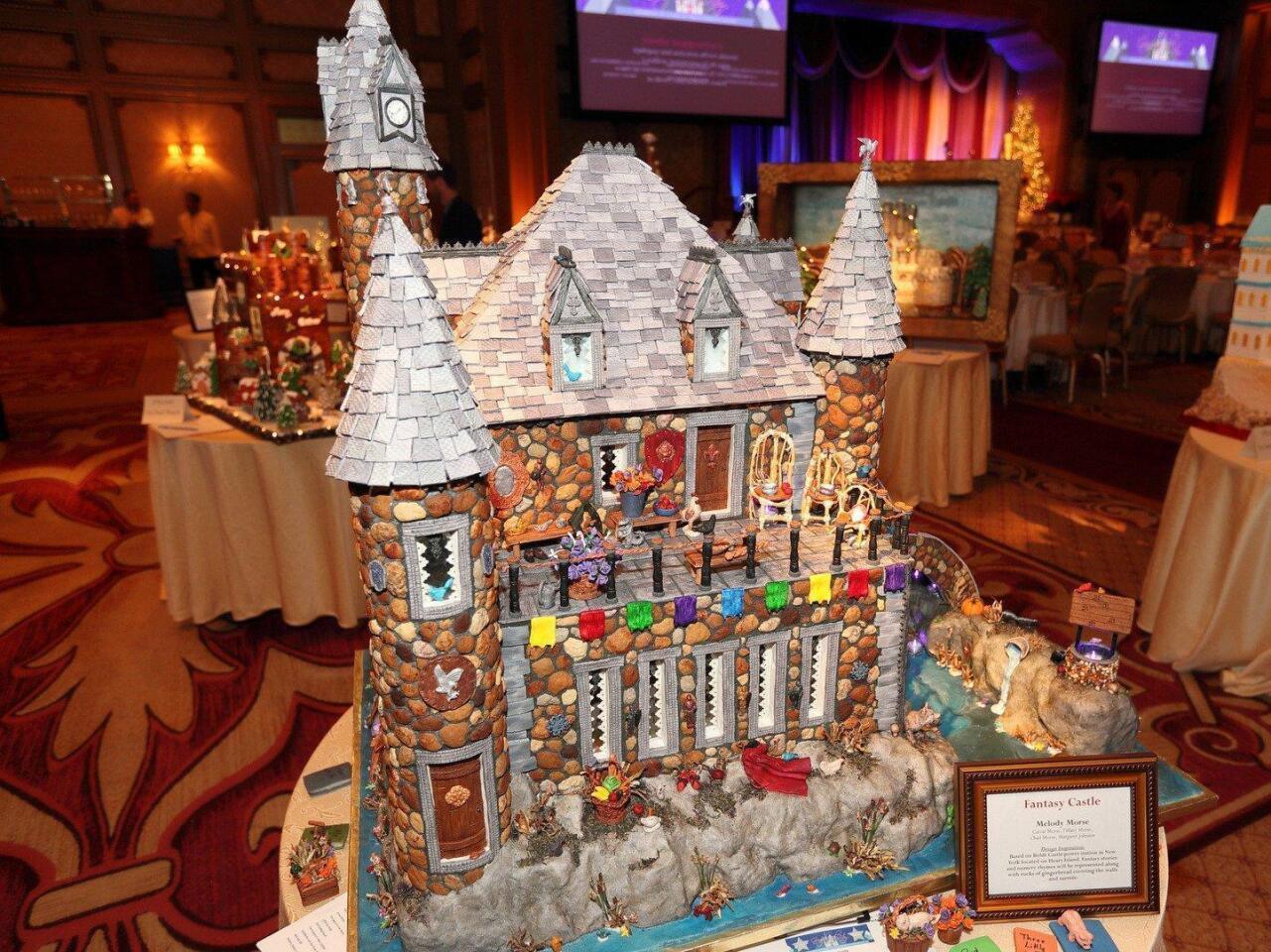 """Fantasy Castle"" by Melody, Calvin, Tiffany, and Chad Morse and Margaret Johnson"