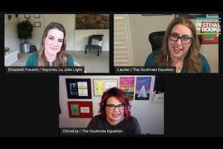 Festival of Books Author Q&A with Christina Lauren