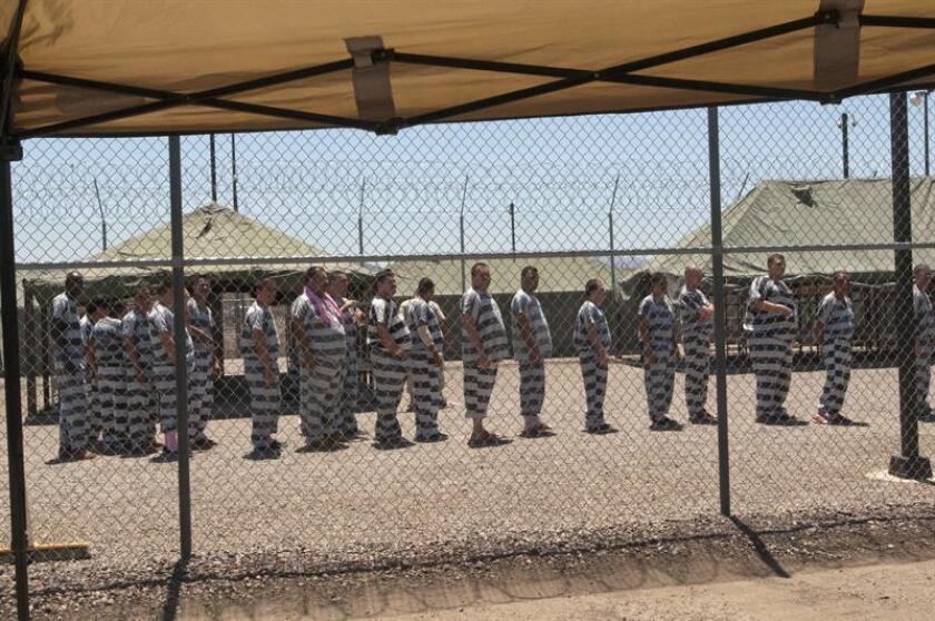 Mayoría de presos en centro de detención en Nuevo México carecen de abogado
