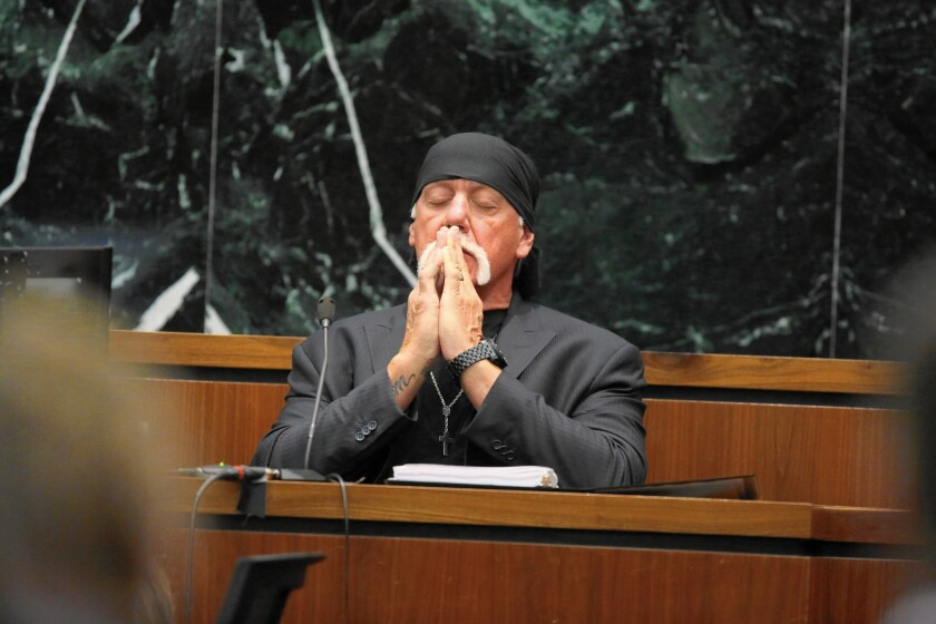 Terry Bollea, better known as Hulk Hogan, was awarded $115 million in damages -- $15 million more than he sought -- in his case against Gawker.com for posting a sex video.