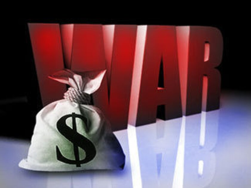 The war in Iraq could end up costing more than $6 trillion, according to the latest estimates.