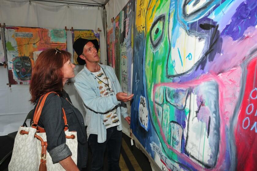 ArtWalk Carlsbad