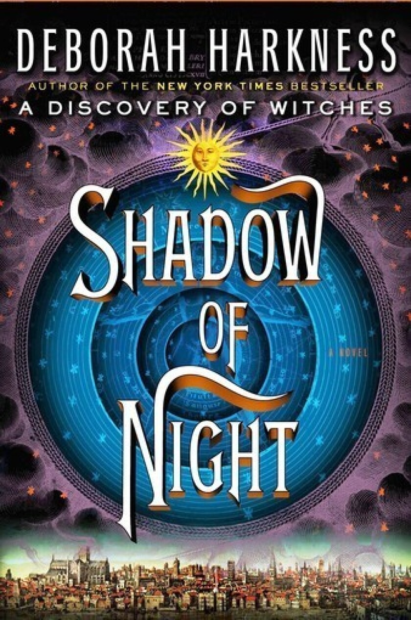 'Shadow of Night: A Novel' by author Deborah Harkness.
