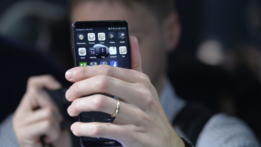 Huawei rolls out home-grown operating system to replace Android amid