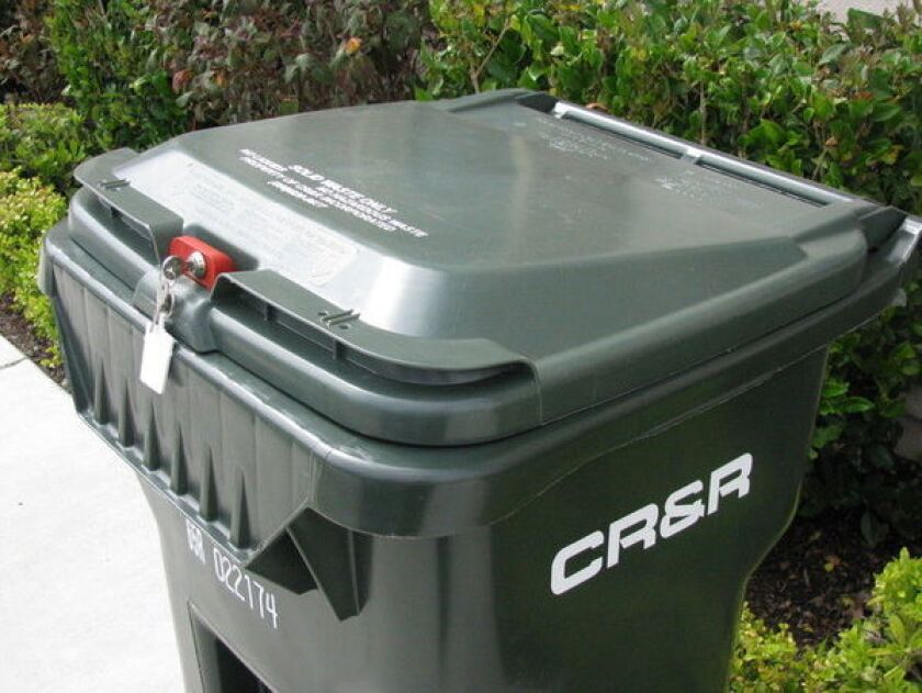 The city of Costa Mesa is considering a new organic waste recycling program.
