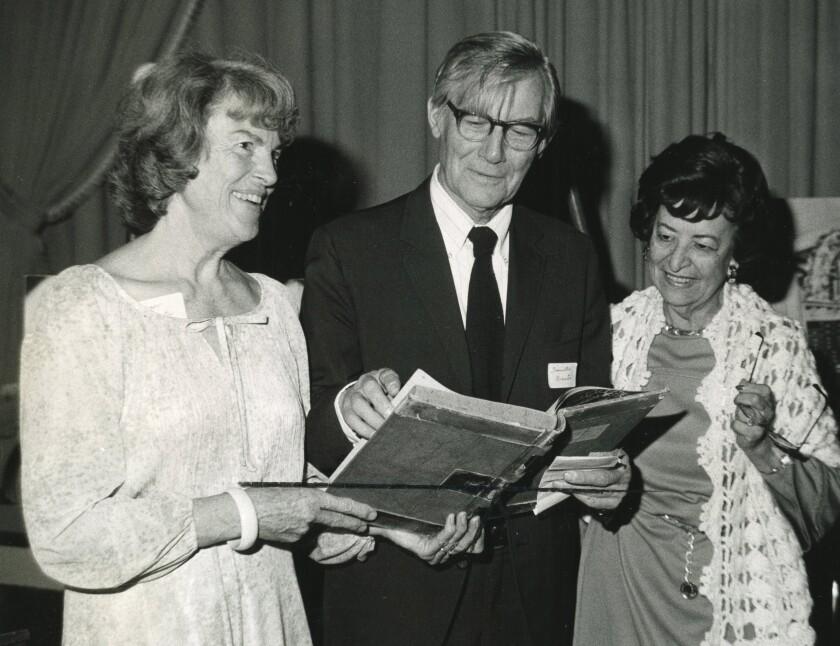 Margaret and Hamilton Marston