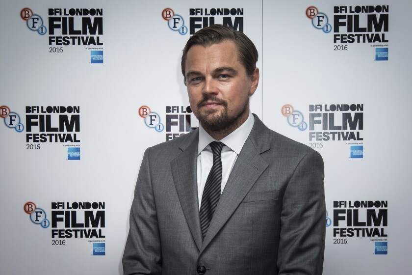 A representative for Leonardo DiCaprio says the actor never endorsed the Neighborhood Integrity Initiative on the March 2017 ballot.