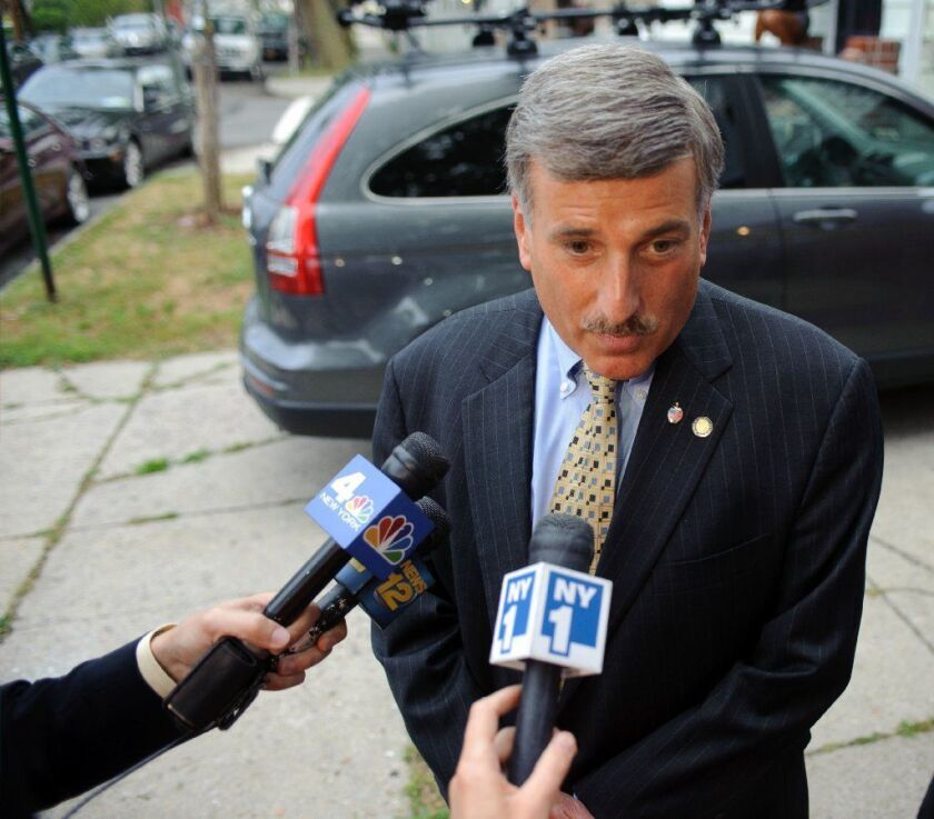 David Weprin, Aseemblyman of the 24th District covering Fresh Meadows and Bayside, is calling on ICE to end the indefinite incarceration of immigrants.