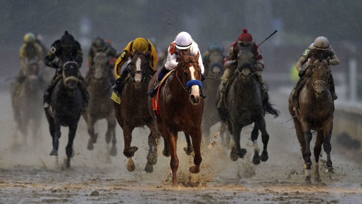 The favorites are on a roll in the Kentucky Derby