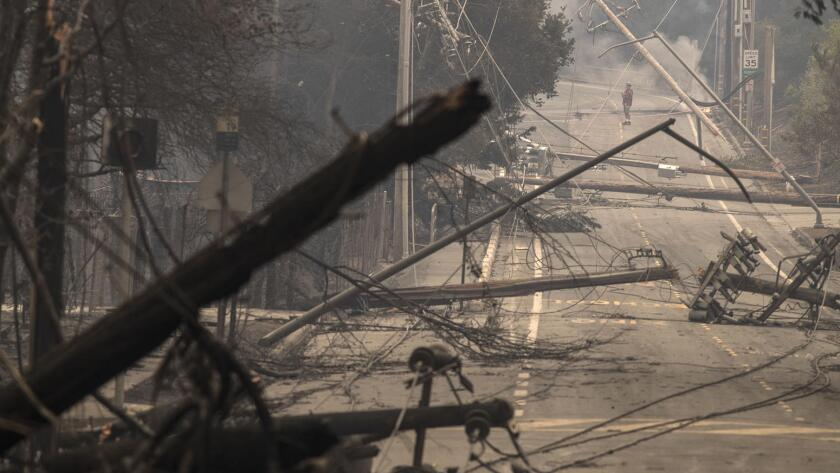 California fires coverage: Crews gain upper hand on